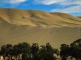 Οι αμμόλοφοι της όασης Huacachina