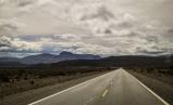 Στα τελευταία χιλιόμετρα πριν το Bariloche το τοπίο δεν εντυπωσιάζει όσο στην υπόλοιπη διαδρομή